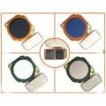 Huawei P20 Lite / Nova 3E /Y7 / Y7 Prime 2017 / Nova 2i / Nova 4E / P30 lite Fingerprint Sensor Flex Cable [White]