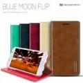 [Special]Mercury Goospery Bluemoon Flip Case for Samsung Galax Note 9 [Brown]