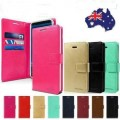 Goospery BLUEMOON DIARY Case for Samsung Galax J7 Pro J730 [Hot Pink]