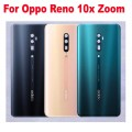 Oppo Reno 5G/ 10X ZOOM Back Cover [Jet Black]