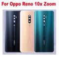 Oppo Reno 5G/ 10X ZOOM Back Cover [Ocean Blue]