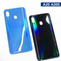 Samsung Galax A20 Back Cover [Blue]