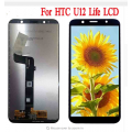 HTC U12 Life LCD and Touch Screen Assembly [Black]