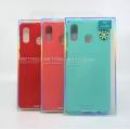 Mercury Goospery Soft Feeling Jelly Case for Samsung Galax A20 / A30 [Midnight Blue]