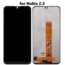 Nokia 2.2 LCD and Touch Screen Assembly [Black]