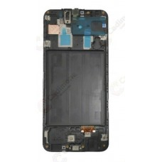 Samsung Galaxy A30 SM-A305 LCD and Touch Screen Assembly with frame [Black]