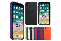 Silicone Case For iPhone X / XS (10)