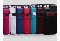 Leather Wallet Card Holder Back Case for iphone 7/8 (0)