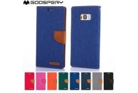 Goospery Canvas Flip Case for Samsung Galax S9 G960 (4)