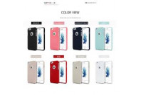 Goospery Soft Feeling Jelly Case for iPhone 7+ (Hole)  (8)