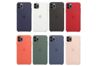 Luxury Silicone Cover Ultra-Thin Back Case For iPhone 11 Pro  (7)
