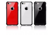 Shockproof Tempered Glass Glossy Case For iPhone 7/8 Plus (6)