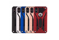 NewArmor Hybrid Shockproof Case with Kickstand for iPhone X / XS (2)