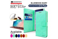 Goospery BLUEMOON DIARY Case for Samsung S10 Plus (9)